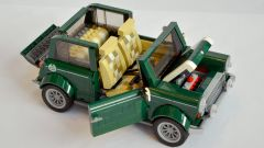 Mini Cooper by Lego Creator Expert - Immagine: 15