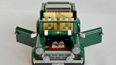 Mini Cooper by Lego Creator Expert - Immagine: 18