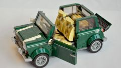Mini Cooper by Lego Creator Expert - Immagine: 12