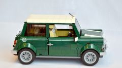 Mini Cooper by Lego Creator Expert - Immagine: 8