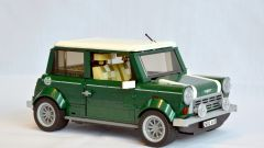 Mini Cooper by Lego Creator Expert - Immagine: 9