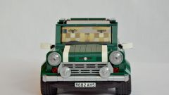 Mini Cooper by Lego Creator Expert - Immagine: 11