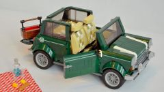 Mini Cooper by Lego Creator Expert - Immagine: 16