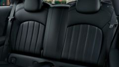 MINI Cooper D Diesel 116 CV 3 cilindri: lo spazio per i passeggeri posteriori è limitato