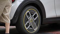 Mini Cooper E: la prima Mini 100% elettrica cerchio