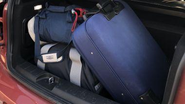 Mini Cooper S All4 Clubman: il bagagliaio