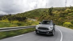 Mini Cooper S E Countryman ALL4: in elettrico la velocità massima è di 125 km/h