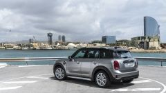 Mini Cooper S E Countryman ALL4: la base è quella dell'ultima generazione del suv inglese