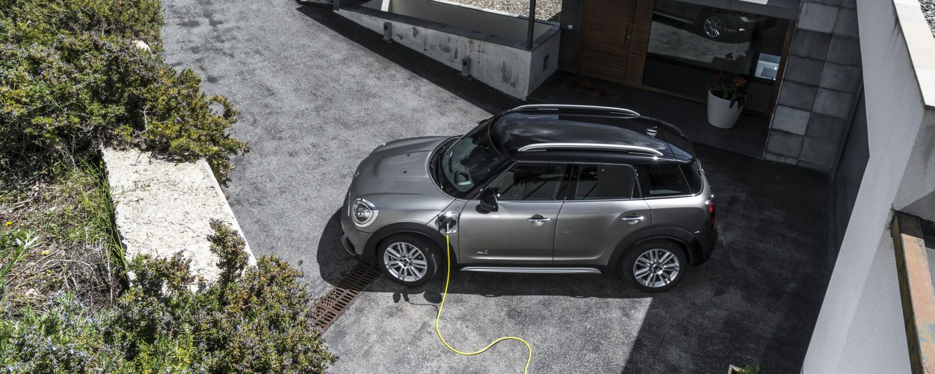 Mini Cooper S E Countryman ALL4: la Mini ibrida plug-in