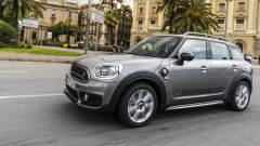 Mini Cooper S E Countryman ALL4: la trazione è integrale