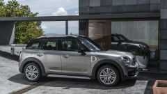 Mini Cooper S E Countryman ALL4: l'estetica rimane pressoché invariata