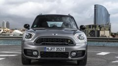 Mini Cooper S E Countryman ALL4: vista frontale
