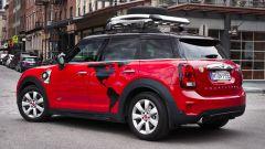 Mini Cooper S E Countryman Panamericana: ibrido è tosto - Immagine: 6
