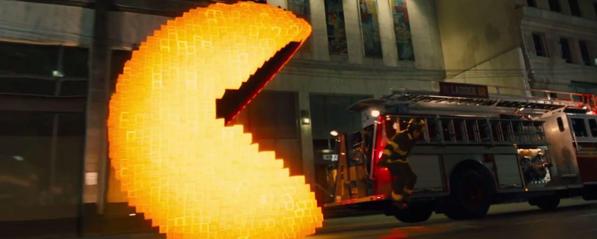 Mini Cooper S: Pac-Man, arrenditi!