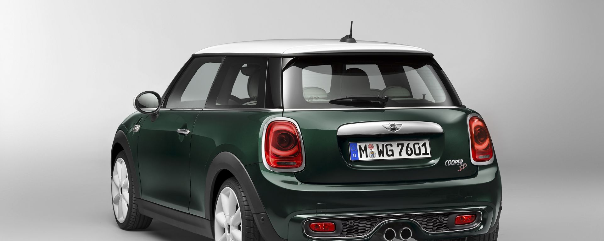 Mini Cooper SD e Mini One First