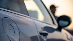 Mini Cooper SE 2020 la presa di ricarica