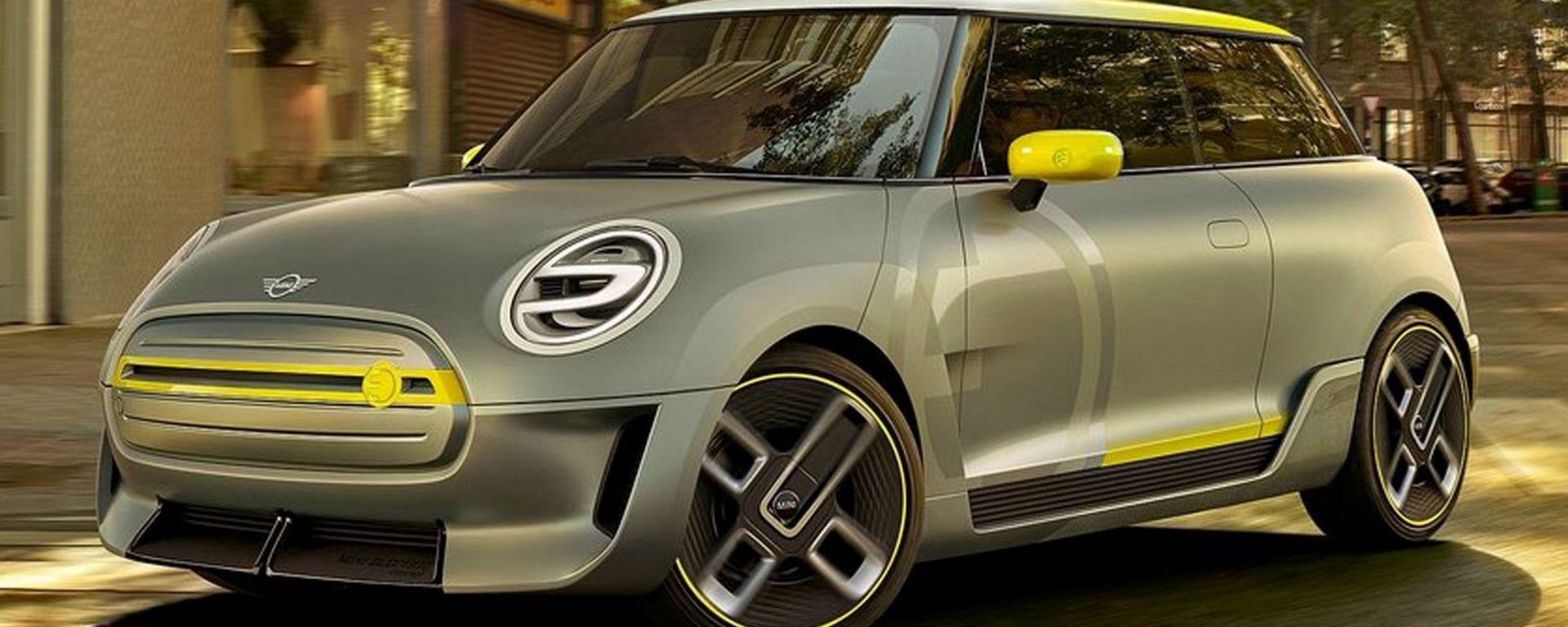 MINI Cooper SE: ecco la mini elettrica in arrivo nel 2020