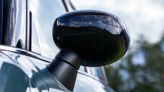 Mini Countryman 2020, dettaglio dello specchio retrovisore