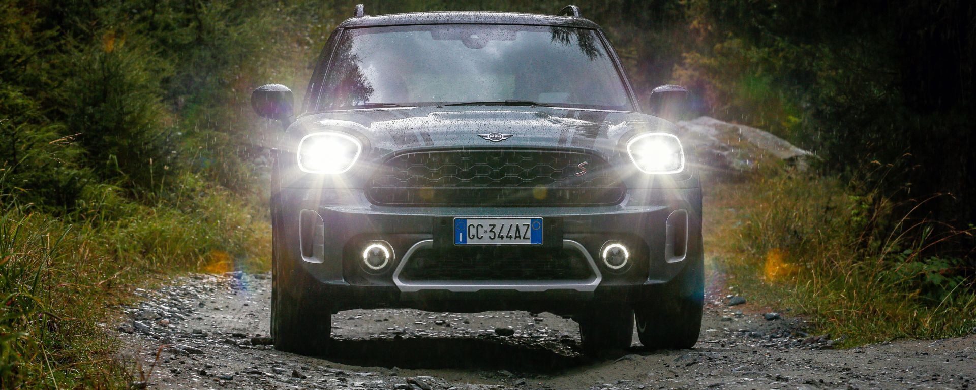Mini Countryman 2020: la trazione integrale All4 è disponibile, ma non sempre necessaria