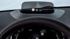 Mini Countryman 2020, lo head up display è una dotazione a richiesta