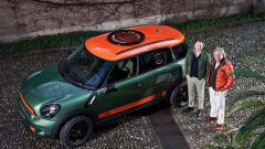 MINI Countryman wears C.P. Company - Immagine: 2