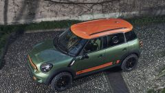 MINI Countryman wears C.P. Company - Immagine: 3