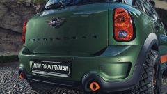 MINI Countryman wears C.P. Company - Immagine: 5