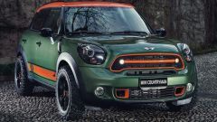 MINI Countryman wears C.P. Company - Immagine: 6