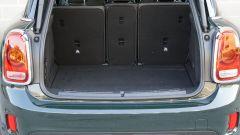 Mini Countryman John Cooper Works: capiente il bagagliaio da 450 a 1.390 litri
