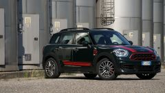 Mini Countryman John Cooper Works: sotto il cofano il 2.0 litri Twin Turbo da 231 cavalli