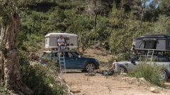 Mini Countryman: le pareti della tenda Autohome sono impermeabili e antivento