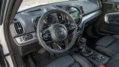 Mini Countryman SE All4 plug-in hybrid: gli interni
