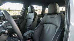 Mini Countryman SE All4 plug-in hybrid: i sedili anteriori