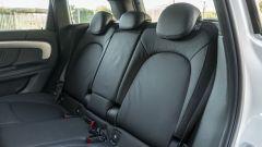 Mini Countryman SE All4 plug-in hybrid: i sedili posteriori