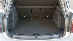 Mini Countryman SE All4 plug-in hybrid: il bagagliaio