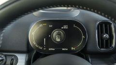 Mini Countryman SE All4 plug-in hybrid: il quadro strumenti