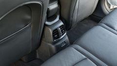 Mini Countryman SE All4 plug-in hybrid: le bocchette di ventilazione posteriori