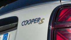 Mini Countryman SE All4 plug-in hybrid: lo stemma dell'allestimento Cooper S