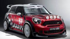 Mini Countryman WRC in dettaglio - Immagine: 5