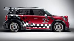 Mini Countryman WRC in dettaglio - Immagine: 2