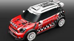 Mini Countryman WRC in dettaglio - Immagine: 9