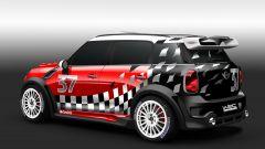 Mini Countryman WRC in dettaglio - Immagine: 10