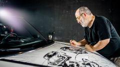 Il video della Mini per Lucca Comics disegnata da Giuseppe Palumbo