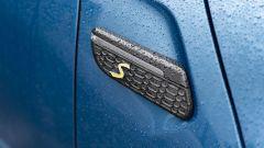 Mini Electric Collection: i badge sui passaruota anteriori
