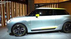 Mini elettrica: la concept di Francoforte diventa di serie - Immagine: 5