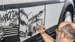 Mini festeggia i suoi sessant'anni con un'edizione disegnata da Giuseppe Palumbo