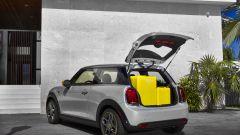 Mini Full Electric: il bagagliaio