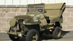 Mini Jeep Willys: riproduzione fedele all'originale