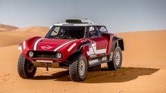 MINI John Cooper Works Buggy - una 2WD per vincere la Dakar 2018