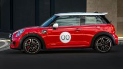 Mini John Cooper Works Challenge Edition: vista laterale